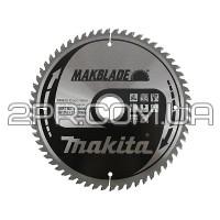 Пиляльний диск Т.С.Т. MAKBlade 255x30 60T Makita