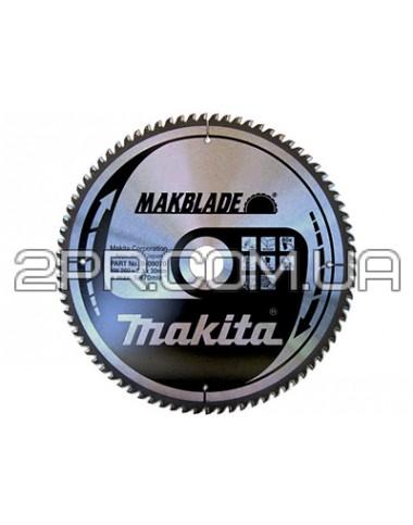 Пиляльний диск Т.С.Т. MAKBlade 260x30 80T Makita