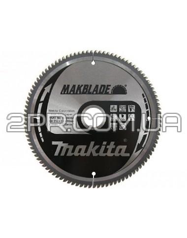 Пиляльний диск Т.С.Т. MAKBlade 216x30 100T Makita