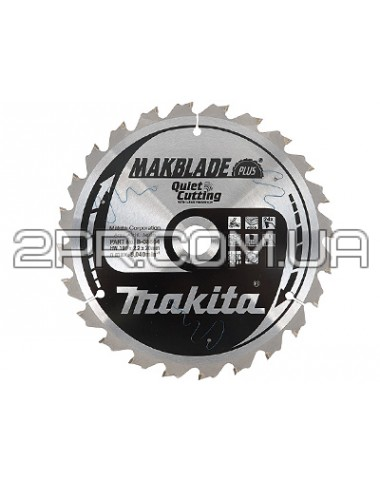 Пиляльний диск Т.С.Т. MAKBlade Plus 200x30 36T Makita