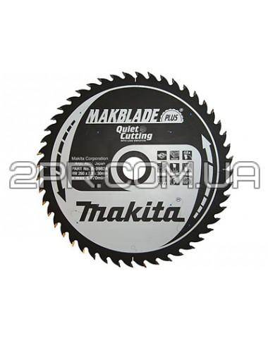 Пиляльний диск Т.С.Т. MAKBlade Plus 260x30 48T Makita