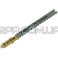 Набір пилок BiM для ламінату 59 мм (5 шт.) B-10970 Makita