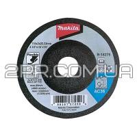 Гнучкий шліфувальний диск 125х3 60Т по металу Makita