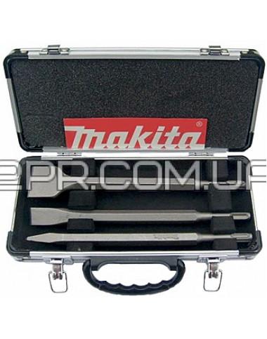 Набір зубил SDS-PLUS (3 шт.) Makita