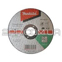 Відрізний диск для каменю 115х3 30S, плаский Makita