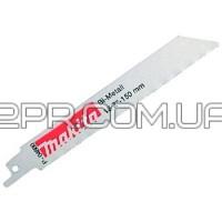 Набір пилок BiM по металу для ножівки 150 мм (5 шт.) P-04880 Makita