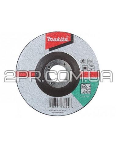 Відрізний диск для каменю 150х3 мм Makita