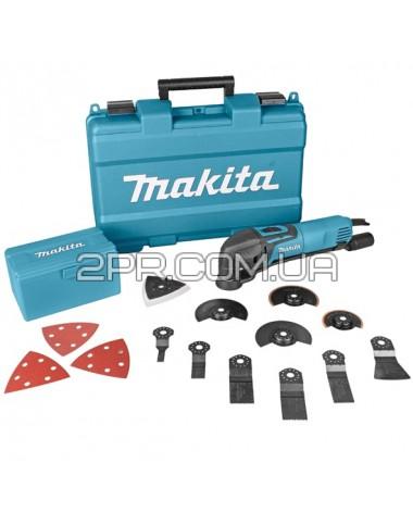 Електричний багатофункціональний інструмент TM3000CX3 Makita