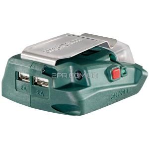Адаптер для HJA 14.4-18 Куртки з обігрівом PA 14.4-18 LED-USB Metabo