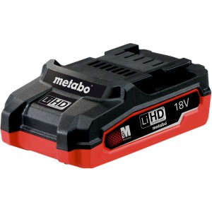 Акумуляторний блокLiHD18В-3,1Аг Metabo