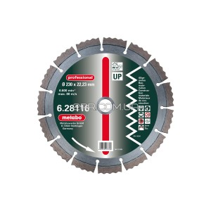 Круг алмазний professional UP 150x22,23 мм Metabo