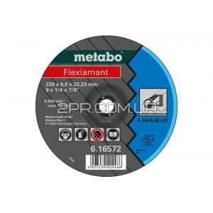 Круг зачисний Flexiamant 150x6,0x22,2 мм по сталі Metabo