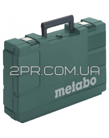 Кофр пластиковий MC 10 SТЕ, 495х320х112 мм Metabo