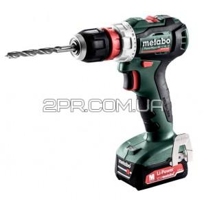 Акумуляторний шуруповерт PowerMaxx BS 12 BL Q Metabo 601039500 фото - 2PR інтернет-магазин інструментів
