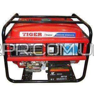 Генератор струму Tiger EC6500AE
