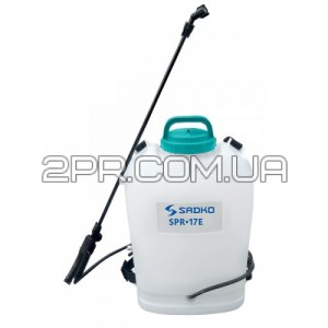 Обприскувач садовий акумуляторний Sadko SPR-17E