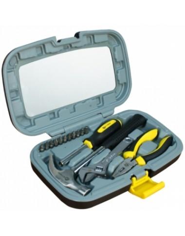 Професійний набір інструментів 15 одиниць Сталь
