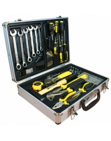 Професійний набір інструментів 54 одиниць Сталь
