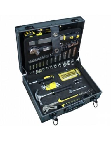 Професійний набір інструментів 97 одиниць Сталь