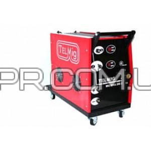 Зварювальний напівавтомат «TELMIG» 250A-380V (MIG-MMA)
