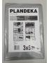 Тент сірий 5х6 фото - 2PR інтернет-магазин інструментів