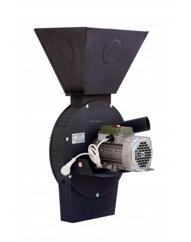 Зернодробарка молоткова МД з кнопкою Урожай-М фото